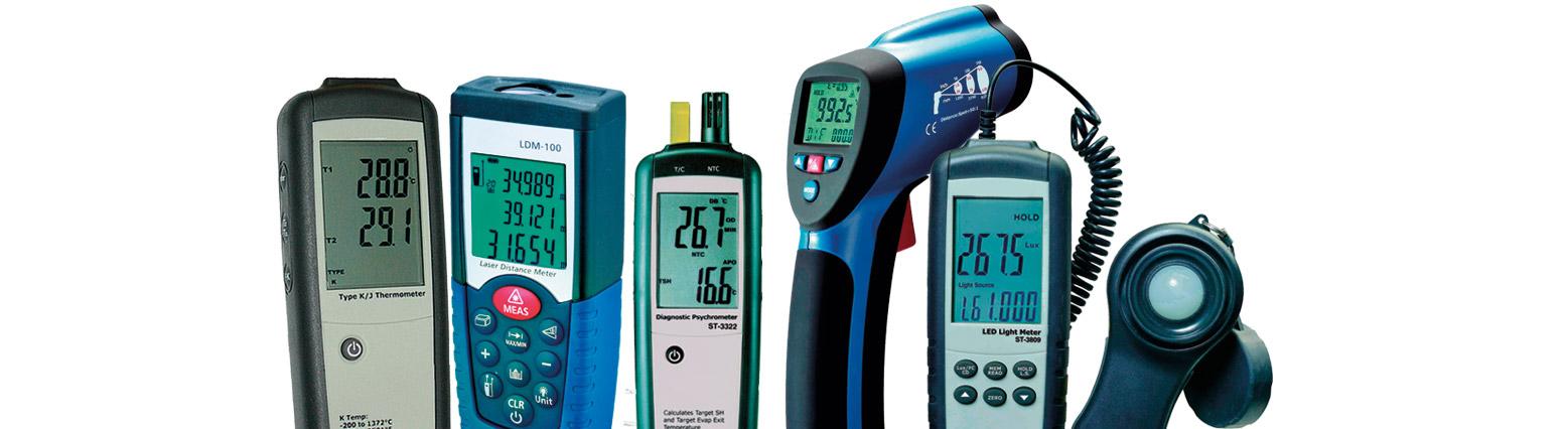 Equipos medicion ambiental