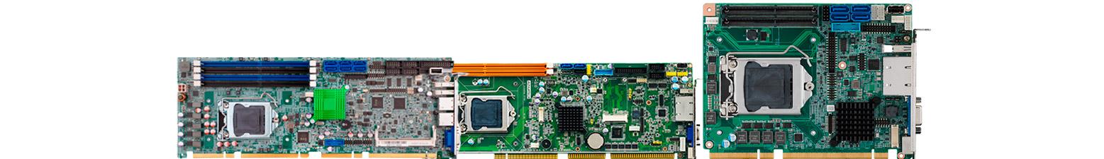 Placas CPU